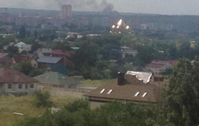 СРОЧНО!!! В Луганске прогремели два сверхмощные взрывы, пострадавших трудно посчитать