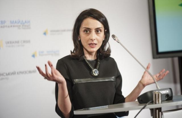 Деканоидзе объяснила почему в Грузии не любят Саакашвили. Эти причины доведут вас до истерики