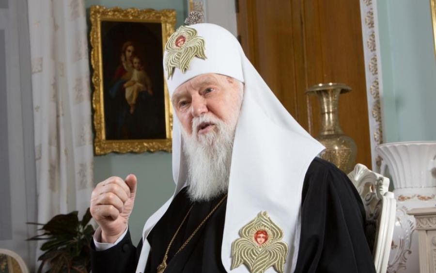 Патриарх Филарет жестко заткнул рот попам УПЦ МП. Таких слов от него никто не ожидал
