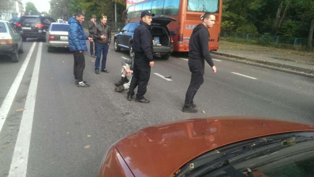 СРОЧНО!!! В Киеве сбили известного военного прокурора, от деталей вы будете потрясены