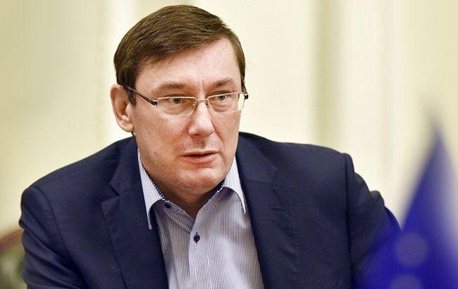 «Похоже избирательная кампания началась …» Председатель Гражданского корпуса «Азов» обвинил Луценко в таком…