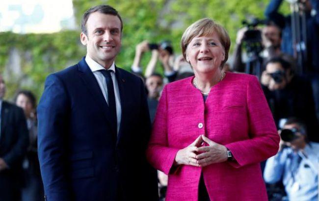 Меркель и Макрон сделали головокружительное заявление относительно переговоров по Донбассу. Что же теперь будет?