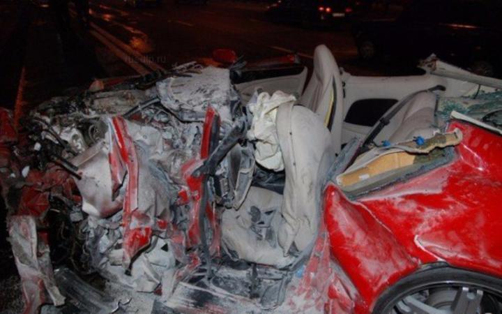 Резонансное ДТП в центре Киева: пьяный сотрудник полиции на Jaguar с оружием «задавил» двух пешеходов
