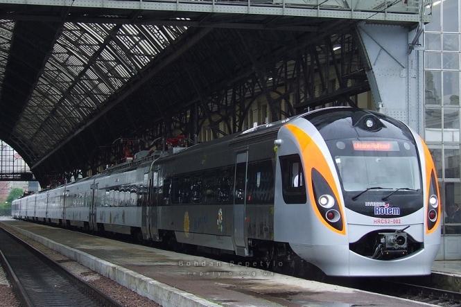«Укрзалізниця» умеет и приятно удивлять! Узнайте куда будут курсировать новые скоростные поезда