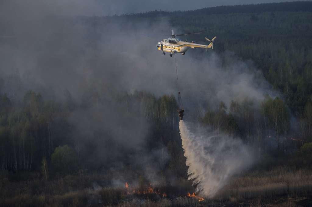 СРОЧНО! Страшный пожар в Чернобыле! Шокирующая правда о радиации и последствиях! Вы имеете право знать! (ФОТО + ВИДЕО)