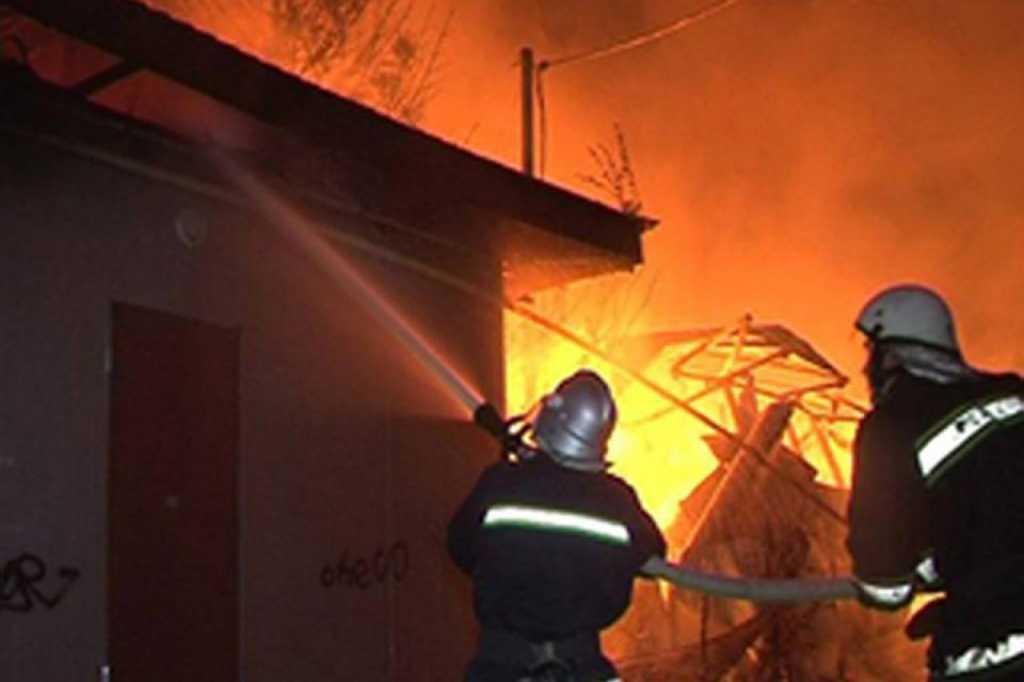 На Кировоградщине произошли два страшных пожара, такого область уже давно не видела