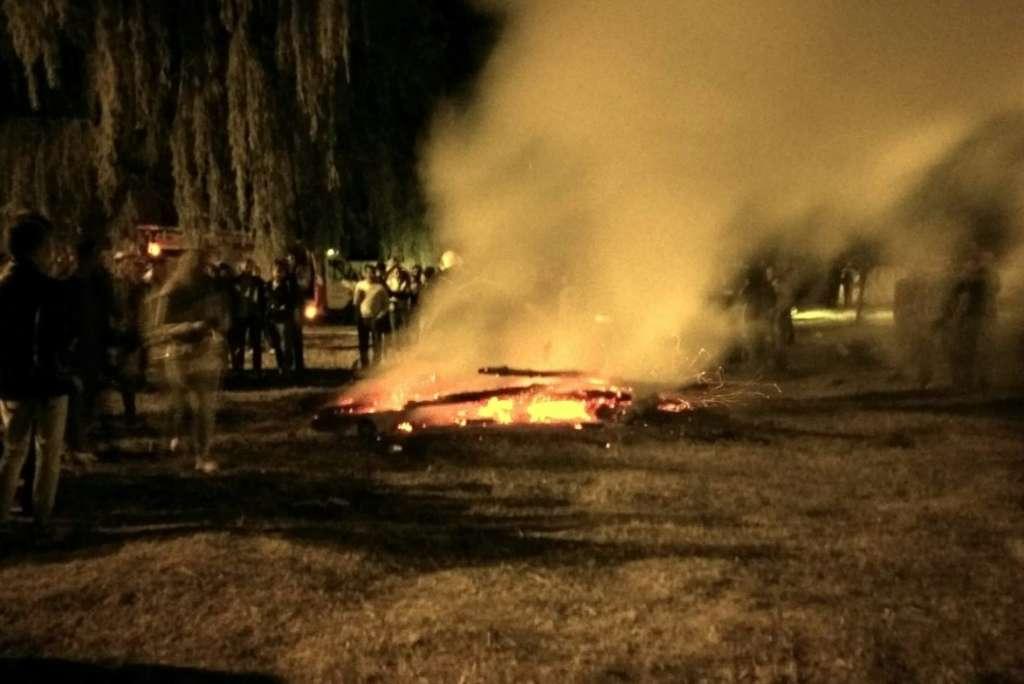 Страшная трагедия: Нежинка обгорела, прыгая через костер на Ивана Купала! Шокирующая история!