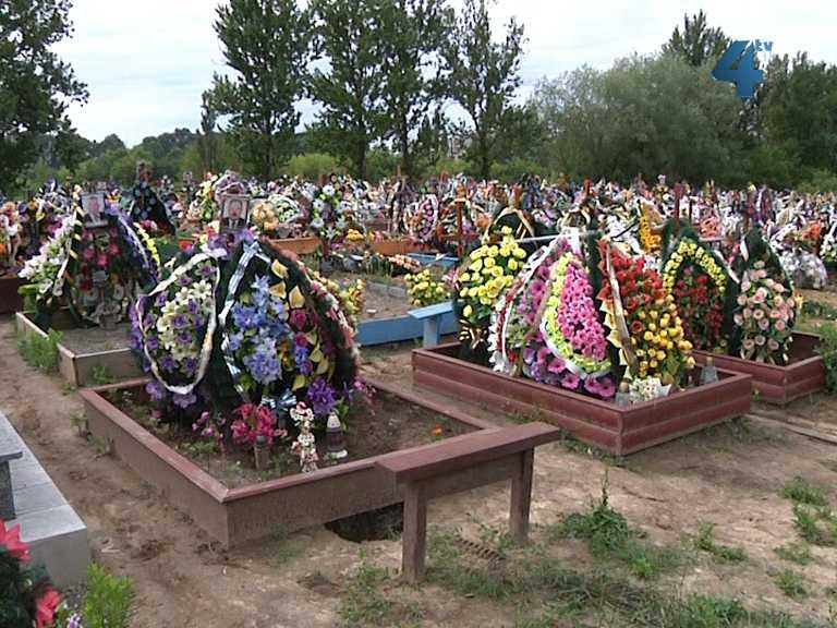 Жуткая находка… В Бердянске на кладбище нашли труп, который там…