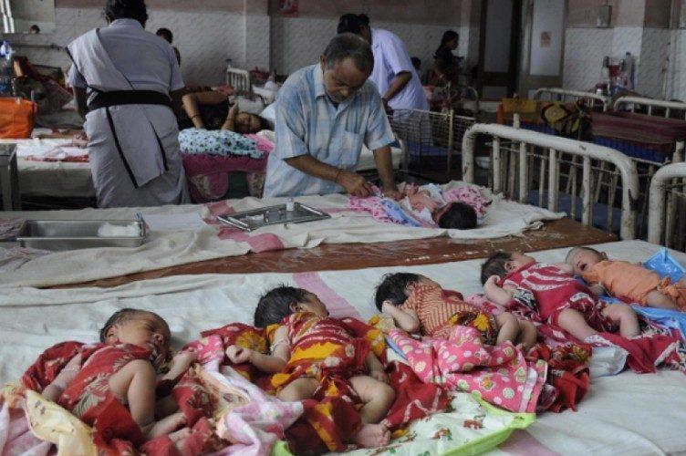 В индийской больнице умерло более 60 детей. Причина просто шокирует!