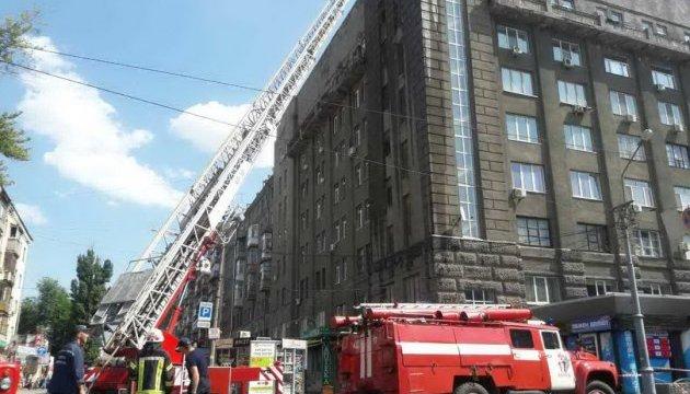 Даже в аду такого не было! В Харькове горит многоэтажка. Пожар поднял на ноги всю область