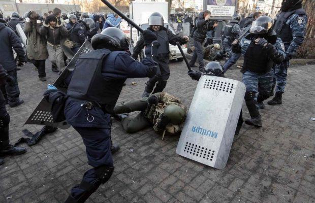 Расстрел Майдана: суд продолжил рассмотрение дела экс-беркутовцев