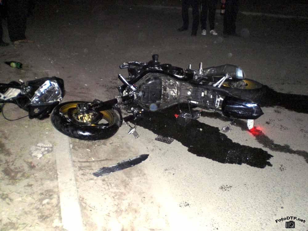 Он умер в страшных мучениях: на Закарпатье мотоциклист попал в страшное ДТП, от которого волосы дыбом встают