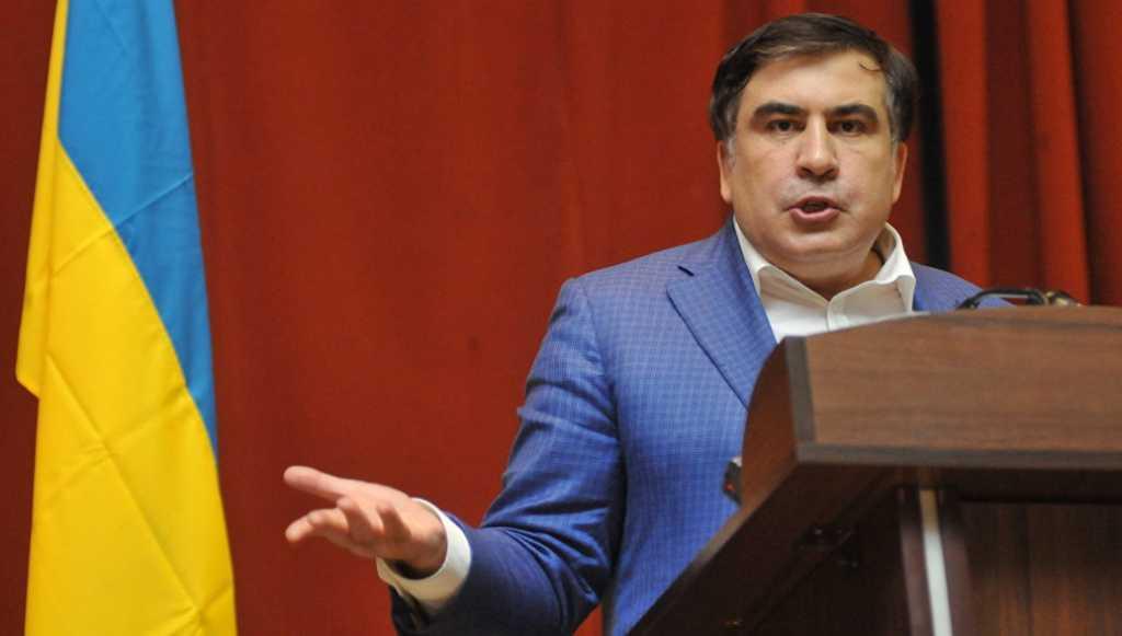 Стало известно, сколько лет «светит» Саакашвили. Громкое заявление прокурора