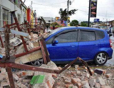 На популярном курорте произошло мощное землетрясение. Опубликованы первые жуткие кадры (ВИДЕО)