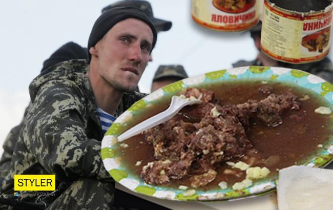 «Не ест даже собака» Экспертиза ТАКОЕ обнаружила в тушенки, которыми кормят украинских бойцов. Здравым смыслом такое не понять