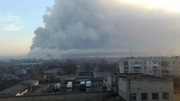 На Тернопольщине произошел ужасный взрыв, от которого всколыхнулась вся область