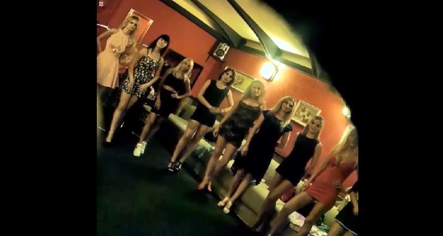 «Десять девушек на выбор и агрессивные мужчины»: Шокирующие кадры из одесского борделя, которые облетели всю страну. Такого безобразия вы еще не видели