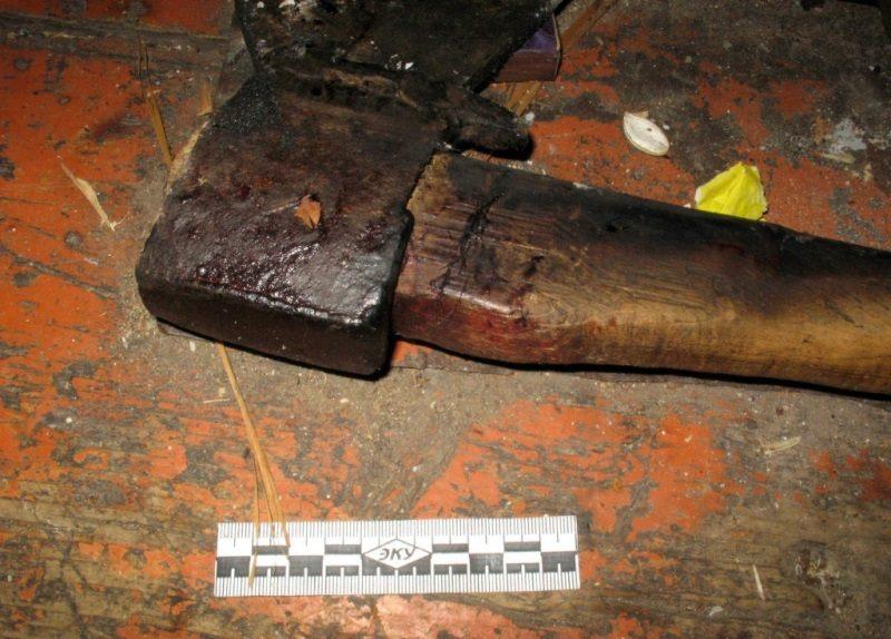 Топором и ножом: Псих жестоко расправился с целой семьей. Полицейские от увиденного потеряли дар речи