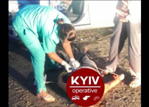 СКАНДАЛ! ВРАЧ, который принимал пострадавших жуткого ДТП под Киевом, где погиб ребенок и 6 взрослых был пьян в «зюзю»