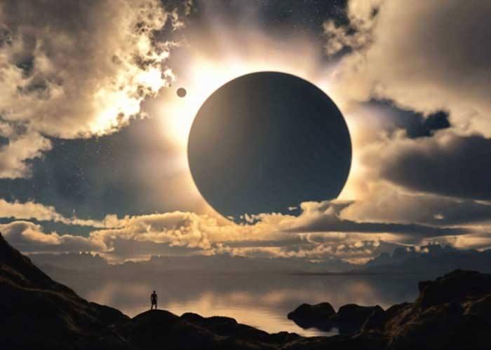 Солнечное затмение 21 августа: Вы должны знать как оно кардинально изменит судьбу людей и мира. Это будет что-то …