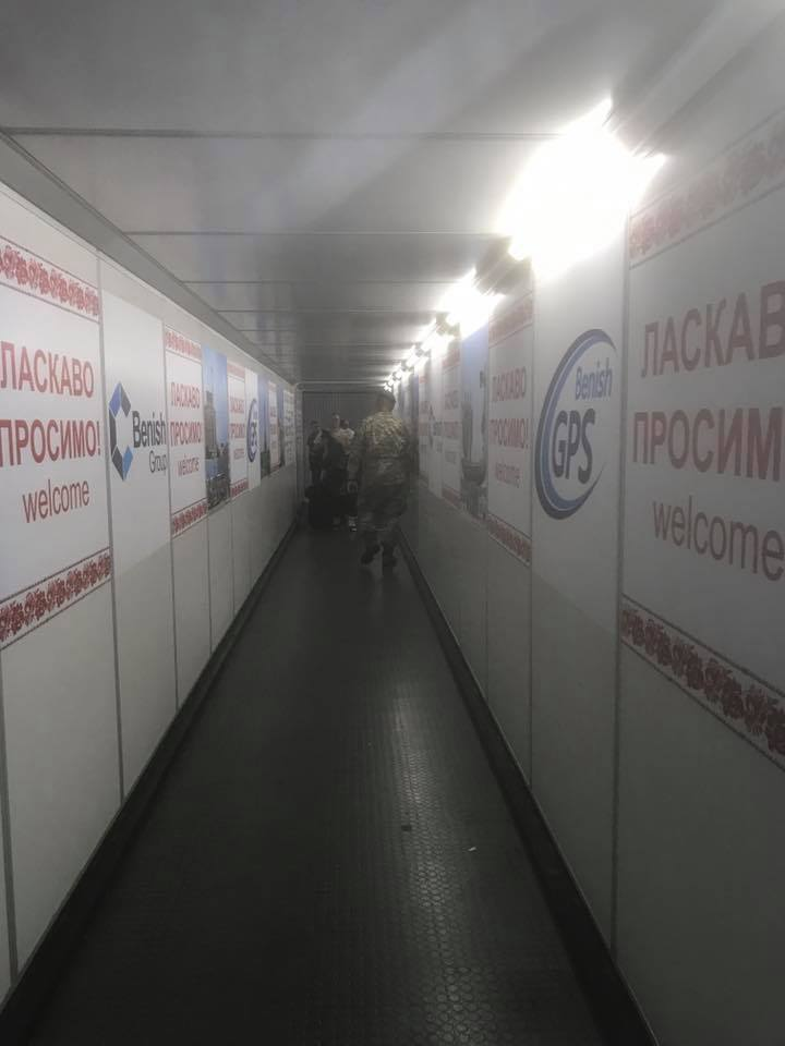Саакашвили приехал? Авиарейсы польского направления обыскивают пограничники с собаками