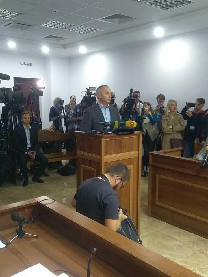 «Его жена беременна …»: Шуфрич просит судью о таком … Неужели он согласится?