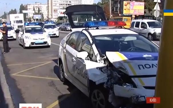 Жутко ДТП: Полицейское авто переехало ребенка, за жизнь мальчика борются врачи