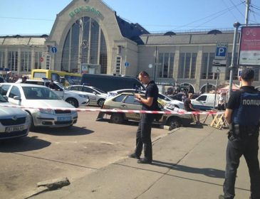 СРОЧНО! В Киеве на вокзале расстреляли людей. Детали инцидента шокируют