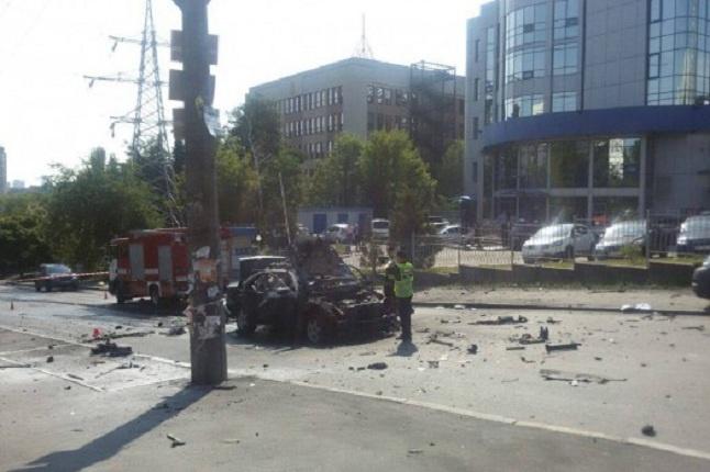 СРОЧНО!!! В Киеве раздался еще один мощный взрыв, жители столицы в шоке