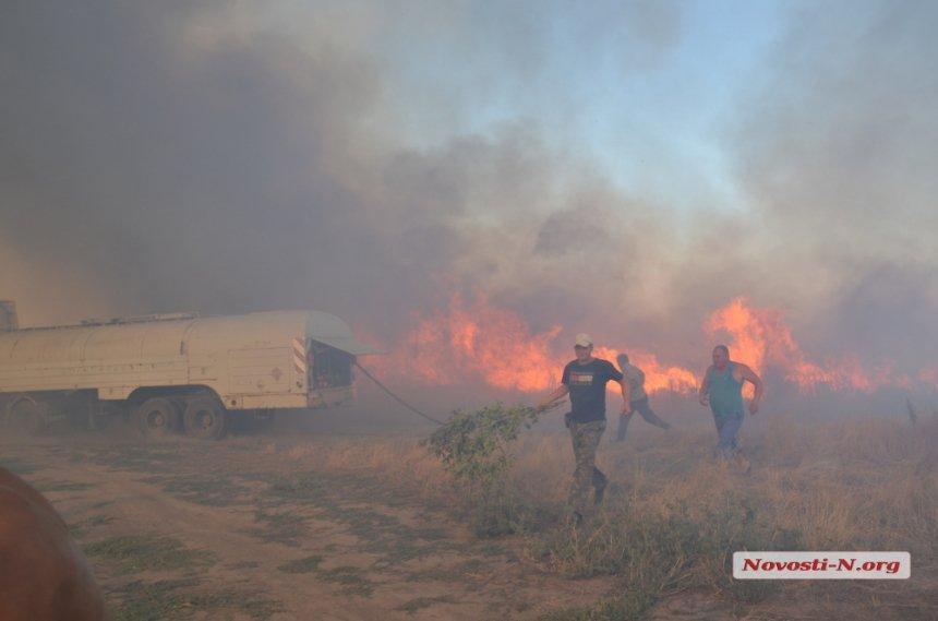 Крупный пожар с пострадавшими всколыхнул Украину… Там был настоящий ад (ФОТО)
