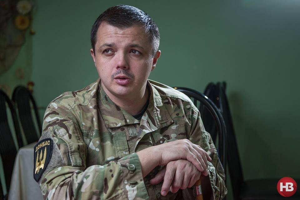 «Большей лжи не придумаешь»: Семенченко сделал шокирующее заявление о Иловайский котел. И не боится?