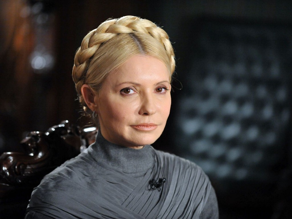 Почти амазонка: Юлия Тимошенко не перестает удивлять новой прической и стилем одежды, вот только как она поправилась…