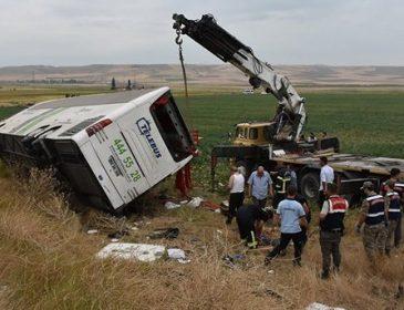 Просто слетел с трассы: Масштабное смертельное ДТП с участием рейсового автобуса. От деталей волосы дыбом встают