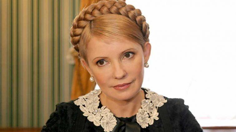 Теперь понятно в кого она такая: А вы видели маму Юлии Тимошенко? У вас просто отнимет дар речи эта красавица