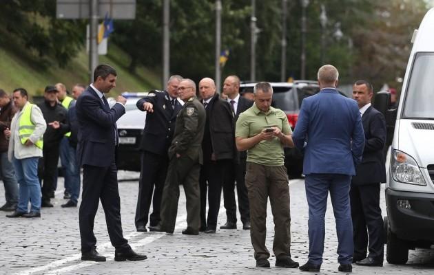 Какой кошмар!!! Полиция сообщила об увеличении количества жертв от взрыва в Киеве