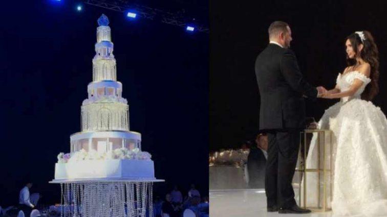 «Обручальное кольцо за 10 миллионов …» Размах свадьбы известного олигарха шокировал весь мир