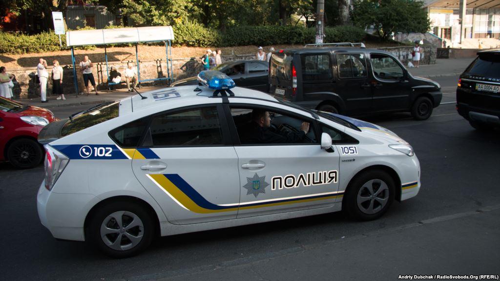 Полицейская машина-катафалк: полицейские насмерть сбили одессита, он умер в страшных мучениях