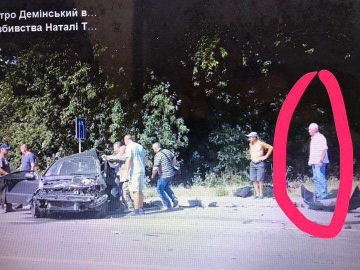 СРОЧНО! Появилось видео с места смертельного ДТП Дыминского. Вы должны знать всю правду!