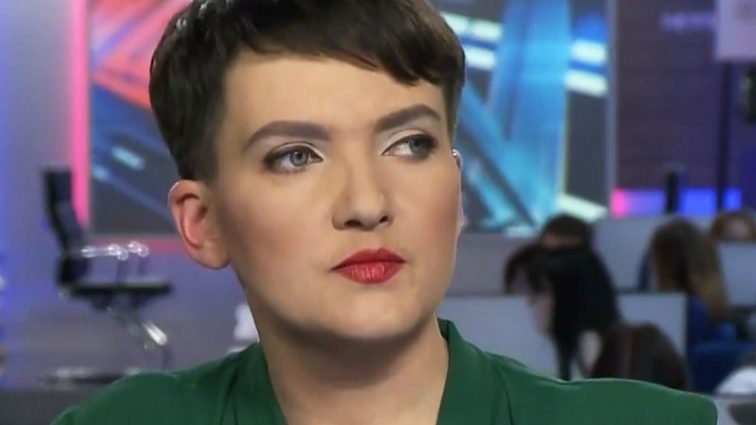 Главная актриса страны … Савченко рассказала шокирующие детали своей работы по оказанию сексульного услуг