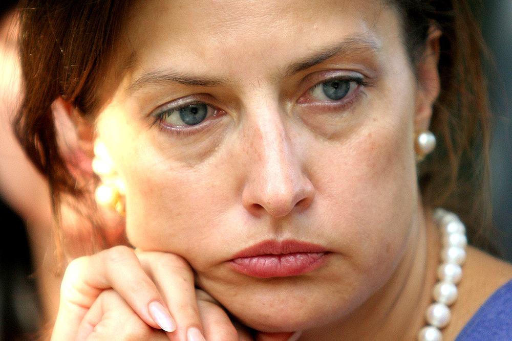Жена министра сообщила, что готовится стать на место Марины Порошенко, все в шоке