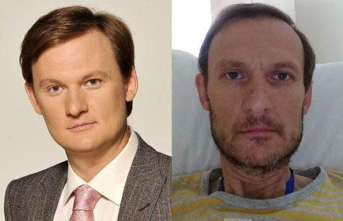 Борьба с тяжелой болезнью! Известный ведущий Олесь Терещенко нуждается в помощи