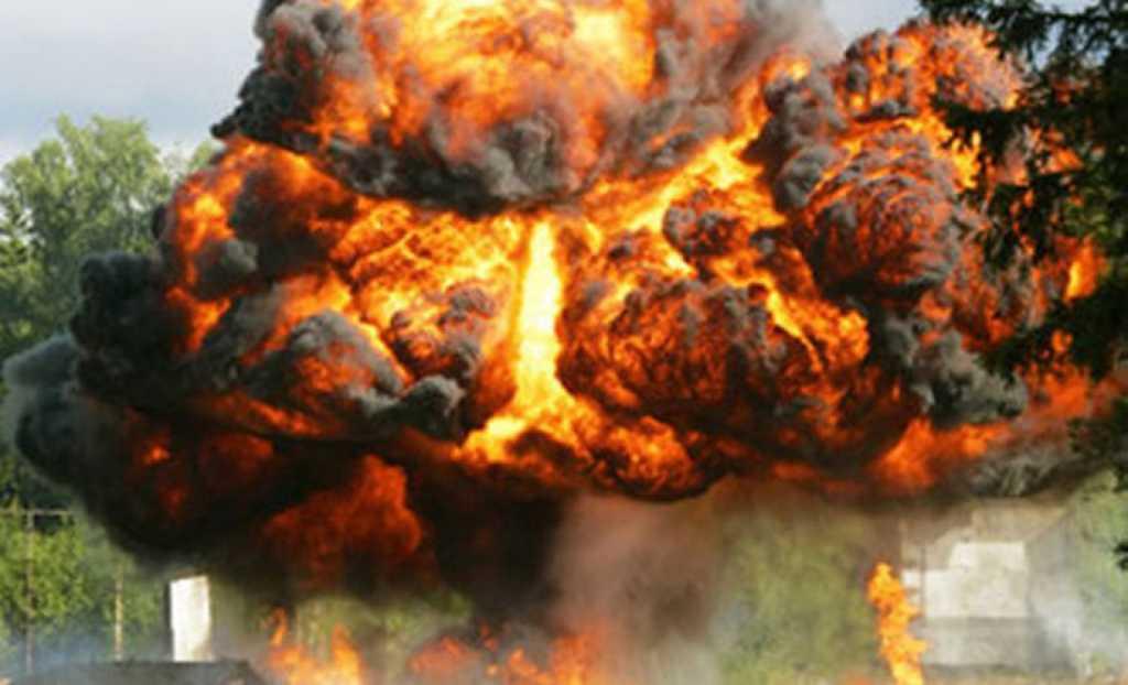 «Накрыл собой гранату» В Киеве от взрыва погиб человек. Подробности шокируют