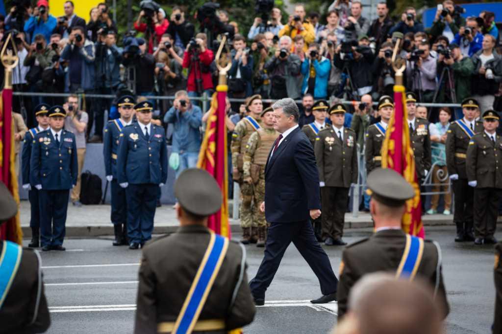 Не пропустите! Парад на День Независимости Украины: смотреть онлайн
