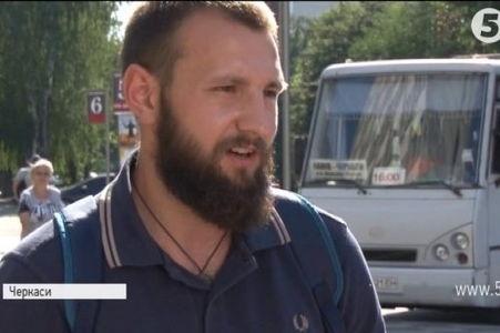 Водитель хамски вел себя с бойцом АТО. Ответ компании перевозчика шокировал всю Украину!