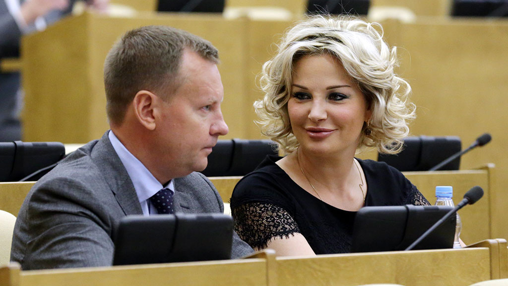 Вы уже слышали??? Вдова Вороненкова наконец нашла себе работу, только не падайте, когда узнаете какую