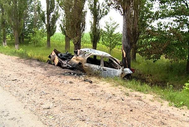 «На полной скорости слетел с дороги»: На Львовщине произошло жуткое ДТП. Есть пострадавшие