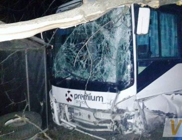 Настоящий ад: Автобус на полной скорости врезался в стену, количество погибших доводит до истерики
