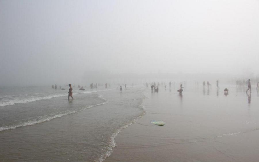 Ядовитый туман накрыл известный пляж… Большое количество пострадавших. Там творится настоящий кошмар