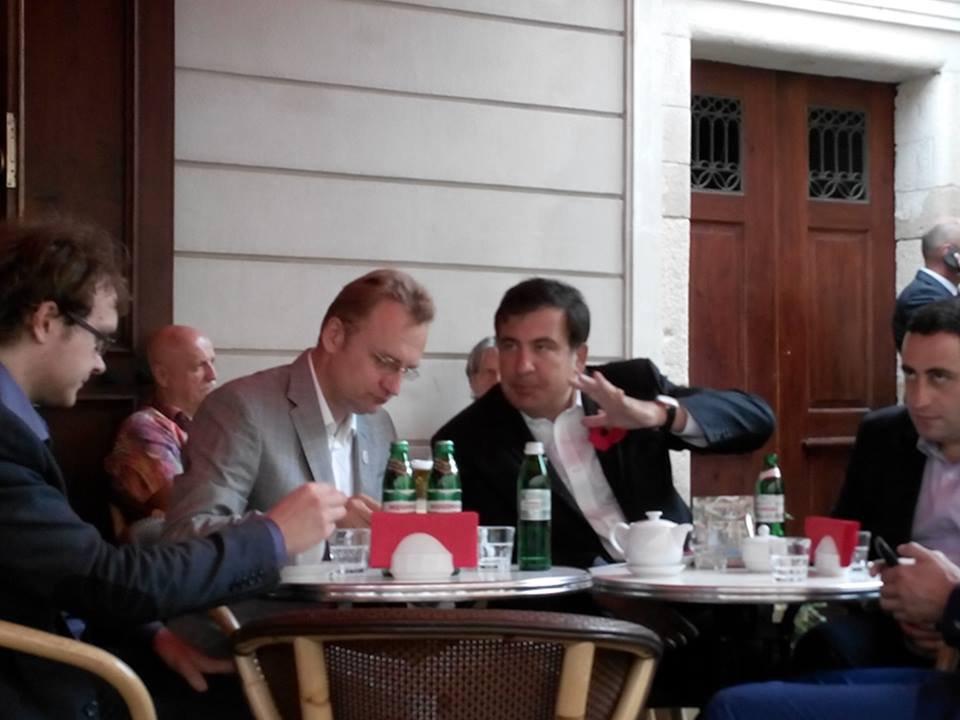 «Не забывайте, что я мэр Львова …»: Садовый сделал громкое заявление об Саакашвили. Вот так сказанув!