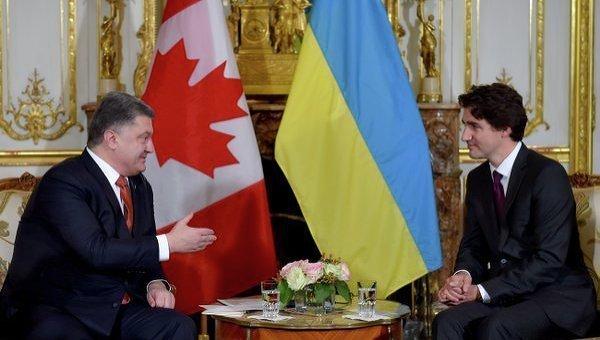 Безвиз с Канадой! У Порошенко рассказали новую ошеломляющую информацию. Держите себя в руках